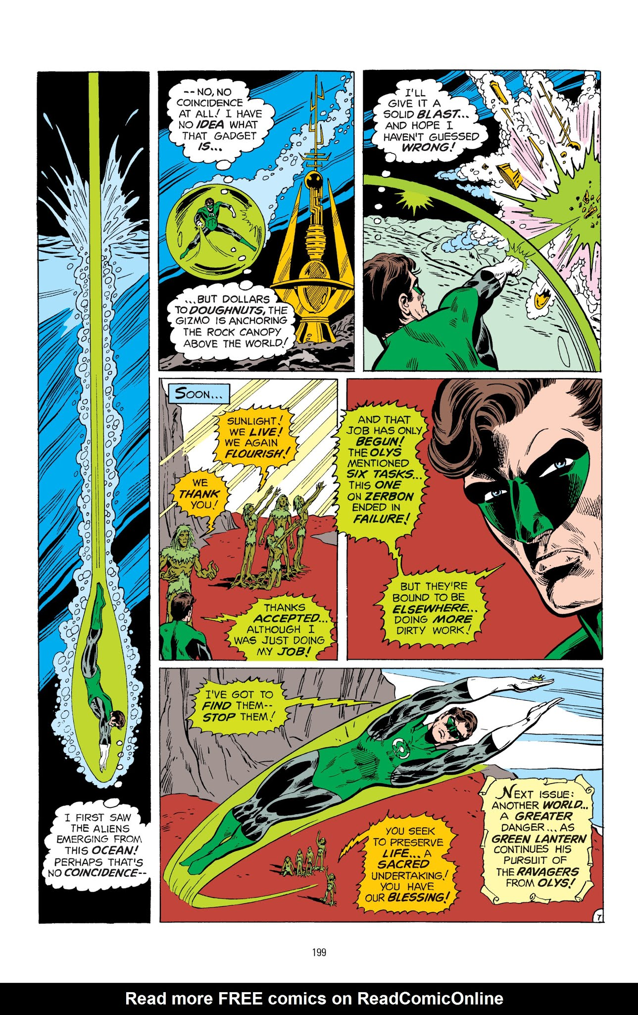 Green Lantern: A Celebration of 75 Years TPB (Part 3) Page 1