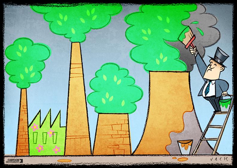 Qué es el Greenwashing y qué tipos hay? - Eco-Huella ...