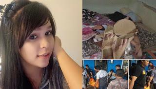 Gigolo Pembunuh Deli Cinta Masih Sempat Makan Bersama Sang Pacar Sebelum Diciduk Polisi