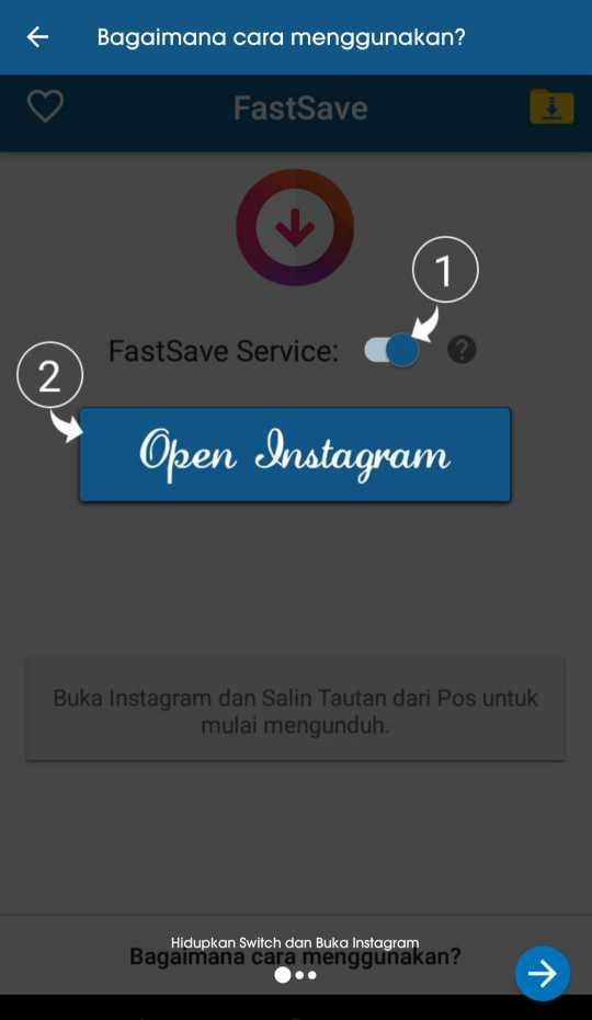 cara menyimpan foto dan video dari instagram ke galeri tanpa screenshot 2