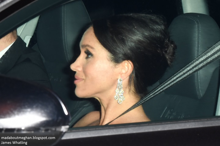 Mad About Meghan: Harry and Meghan Celebrate Charles' 70th