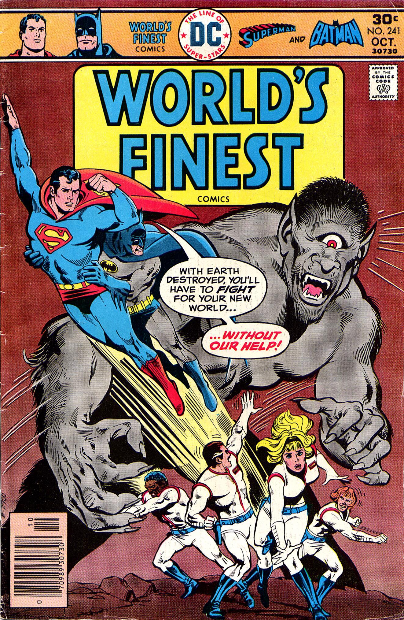 Read online World's Finest Comics comic -  Issue #241 - 1