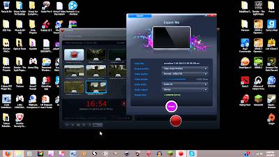 Aplikasi perekam layar pc gratis terbaik