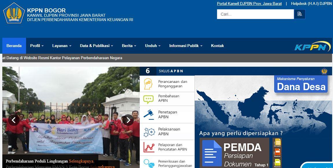Alamat Lengkap Kantor KPPN Di Jawa Barat