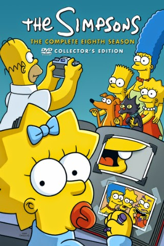 Los Simpsons [Temporada 8] [1997] [DVD FULL] [Latino]