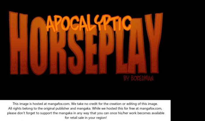 Apocalyptic Horseplay - Chapter 12