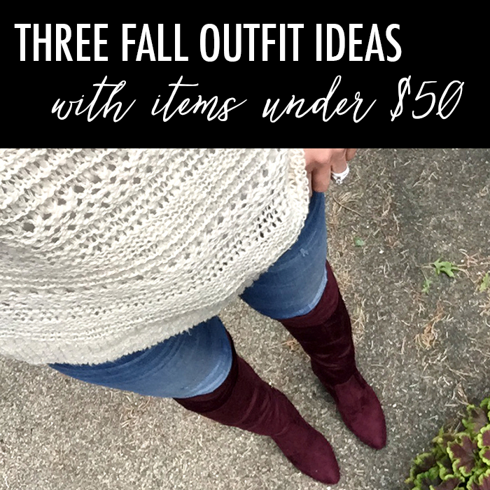 FALL OUTFIT CASUAL