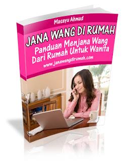 Jana Wang di Rumah