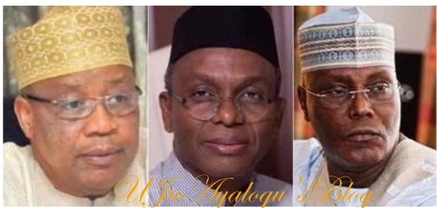 Governor El-Rufai condemns IBB, Atiku, others' call for restructuring