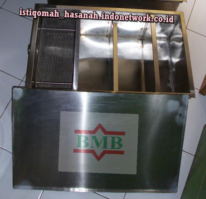 Kitchen Sink Yang Bagus Merk Apa: Grease Trap Penjebak Lemak