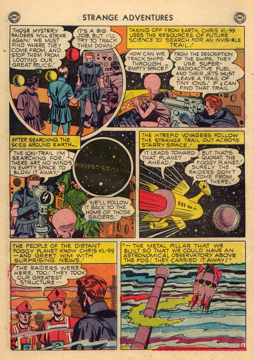 Strange Adventures (1950) issue 3 - Page 6