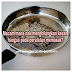 Macam mana nak menghilangkan kesan hangus pada peralatan memasak?