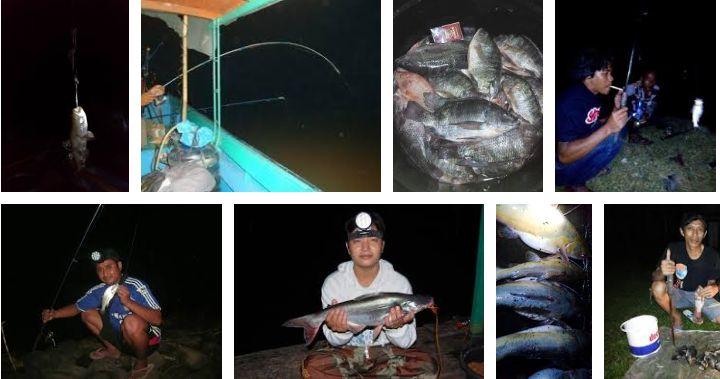 Cara Mancing Ikan di Waduk