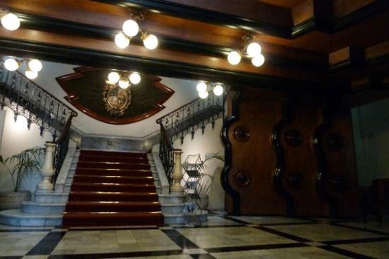 Palácio Estévez  - Museu Casa do Governo em Montevidéu
