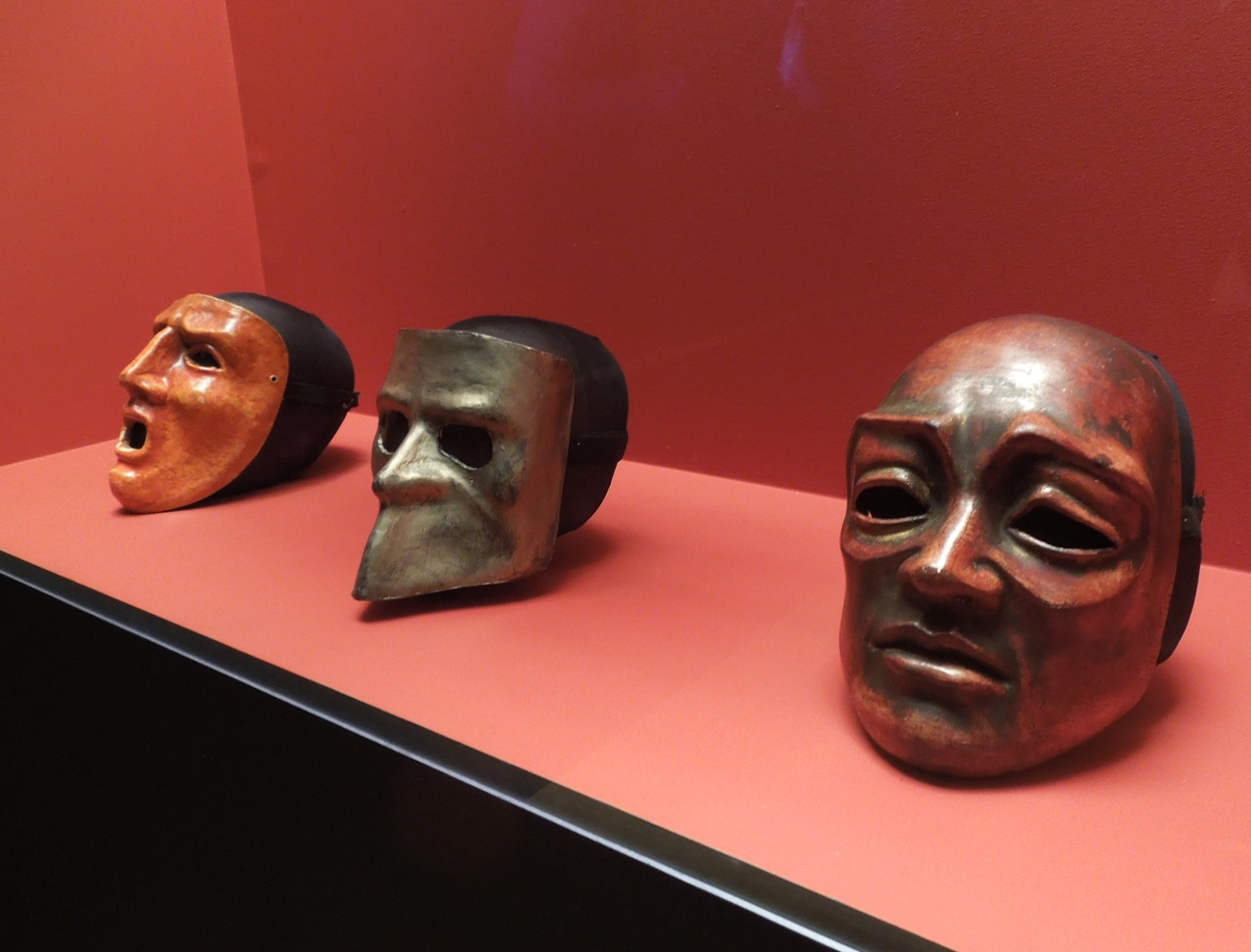 Hollywood Movie Costumes and Props Original masks from