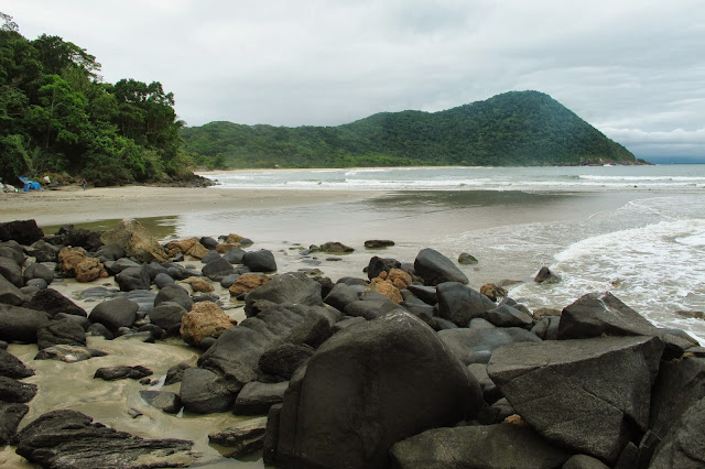 Prainha Branca do Guarujá