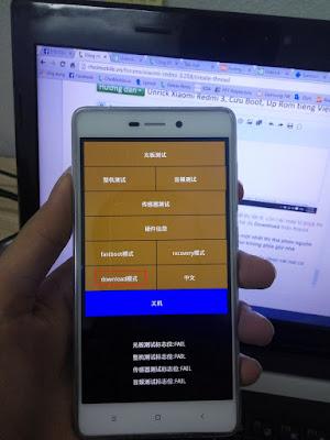 Pernah Terpikirkan Cara Lain Masuk Ke Mode EDL Download di Xioami Redmi 3PRO Ini Tutorial Sederhananya