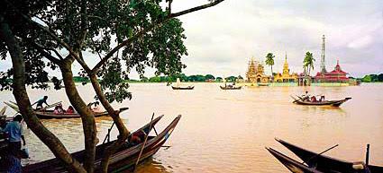 Irrawaddy Delta Kyauktan Pagoda