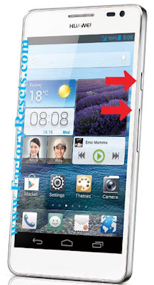 master-reset-Huawei-Ascend-D2