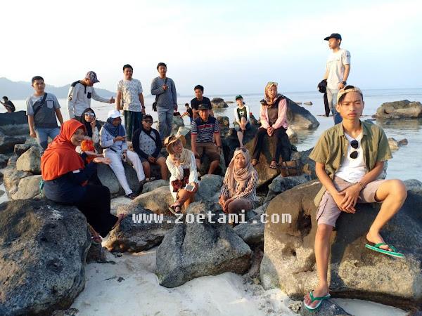 Jelajah Pulau-pulau Lampung Selatan
