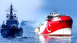 Alexandre Lemoine..Τουρκικά και ελληνικά πολεμικά πλοία κινητοποιούνται κοντά στο τουρκικό παραθαλάσσιο θέρετρο της Αττάλειας. Οι Ηνωμένες ...