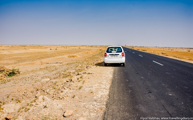 Road to kutch