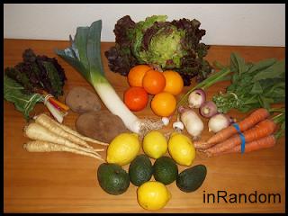 Cooking Organic