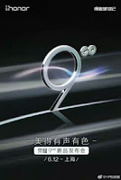 Honor 9 to be relessed in Shunghai