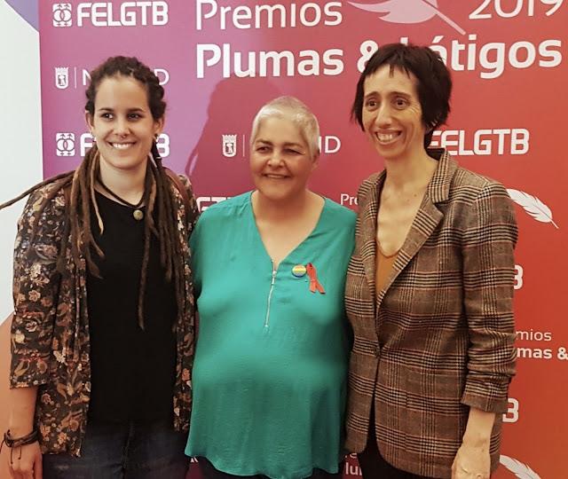 XIII Premios Plumas y Látigos FELGTB