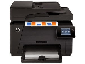Download Driver HP Color LaserJet Pro MFP M177fw