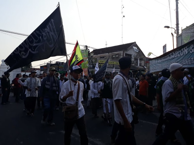 Forum Ukhuwah Islamiyah DIY Kritik Pemerintah: Umat Islam Tertekan