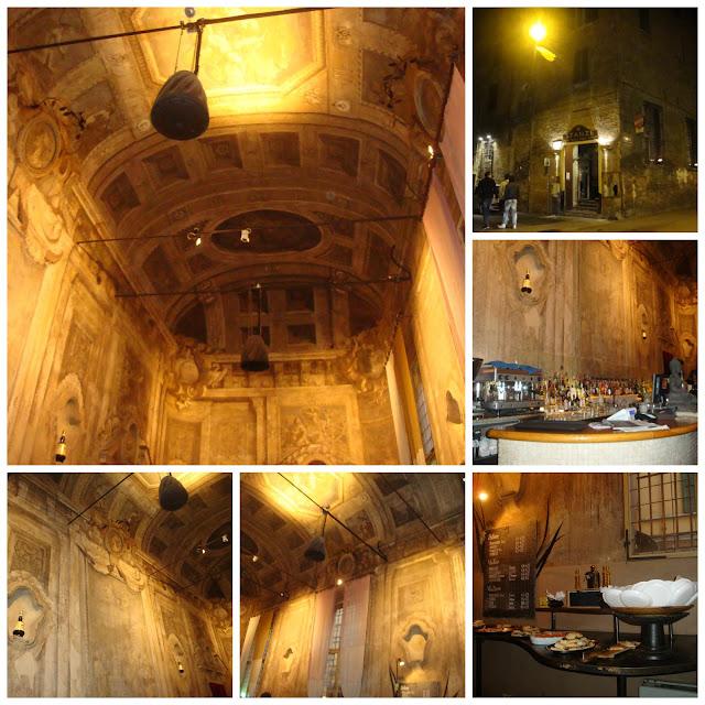 Onde comer em Bolonha - Le Stanze