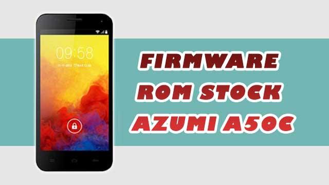 rom stock Azumi A50C