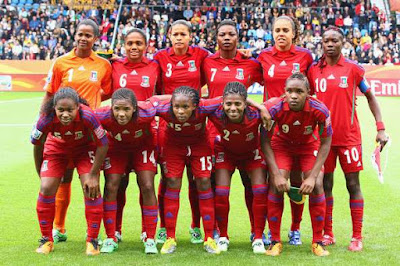 Equatorial Guinea Banned From 2019 Women's World Cup