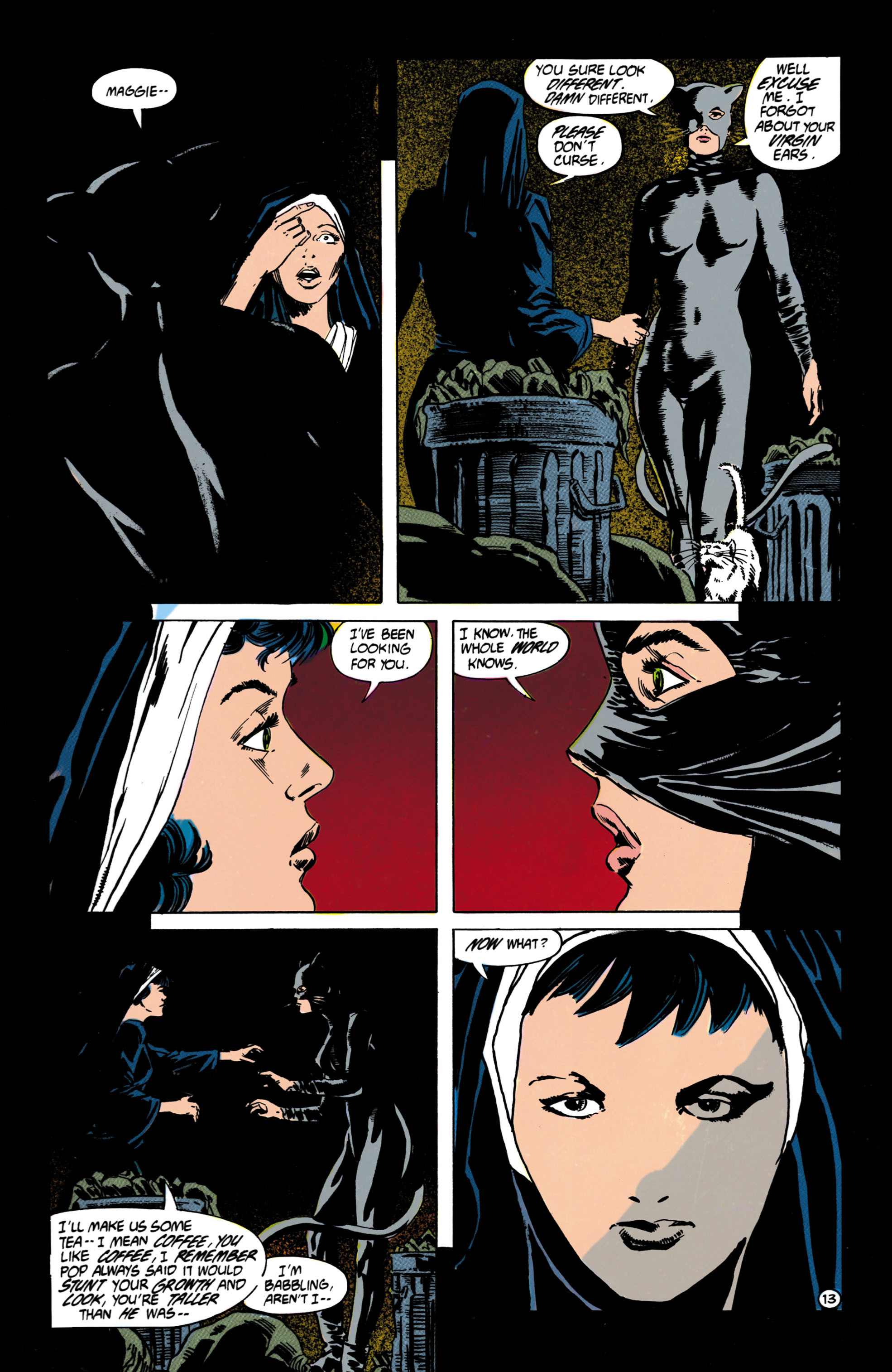 Catwoman (1989) Issue #2 #2 - English 14