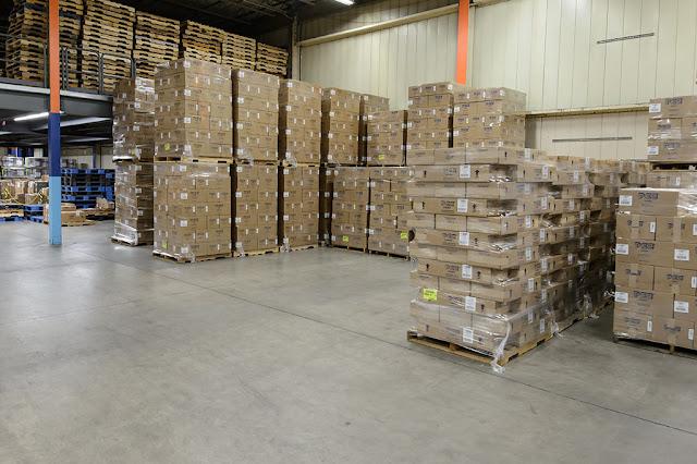 PEZ Warehouse