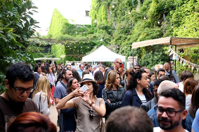 Palo Market Fest llega a Valencia. El mejor festival para estar a la última.