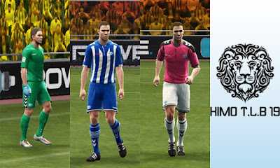 PES 2013 Deportivo Alaves Full GDB 16-17 By KIMO T.L.B 19