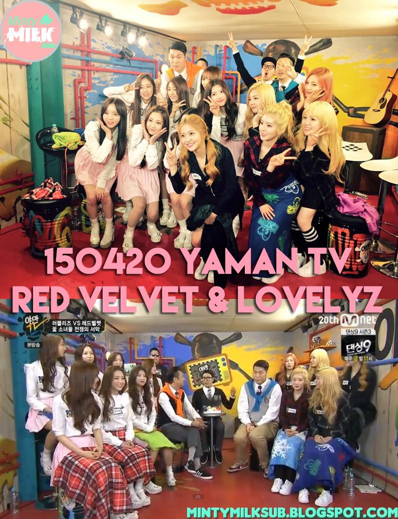 Radio Star Bigbang Indo Sub : radio, bigbang, PROFILES, 150420, Yaman, VELVET, LOVELYZ