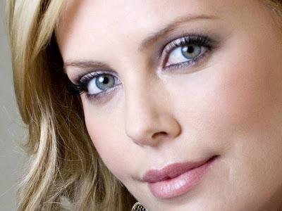 Charlize Theron Normal Resolution HD Wallpaper