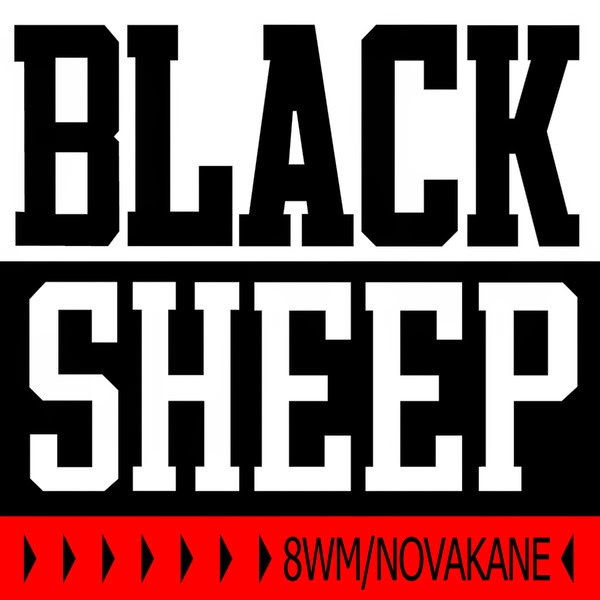 Black Sheep - 8wm / Novakane  Cover