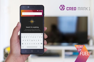 Startup CREO launches its first phone, the Mark 1