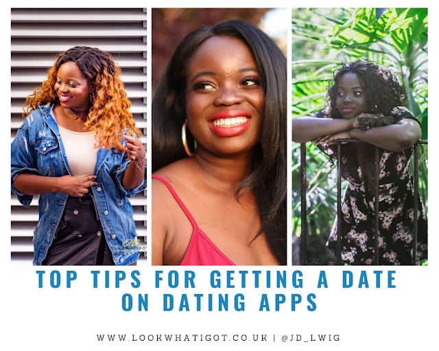 HOW TO GET A DATE WITH DATING APPS