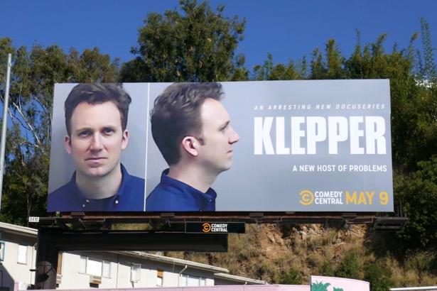 Klepper series premiere billboard