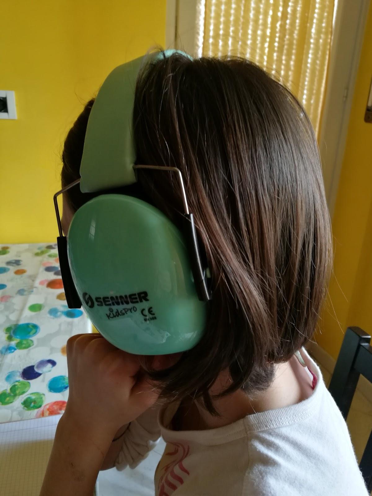 Lemiglioriofferte senner kidspro cuffie protezione for Cuffie antirumore per studiare