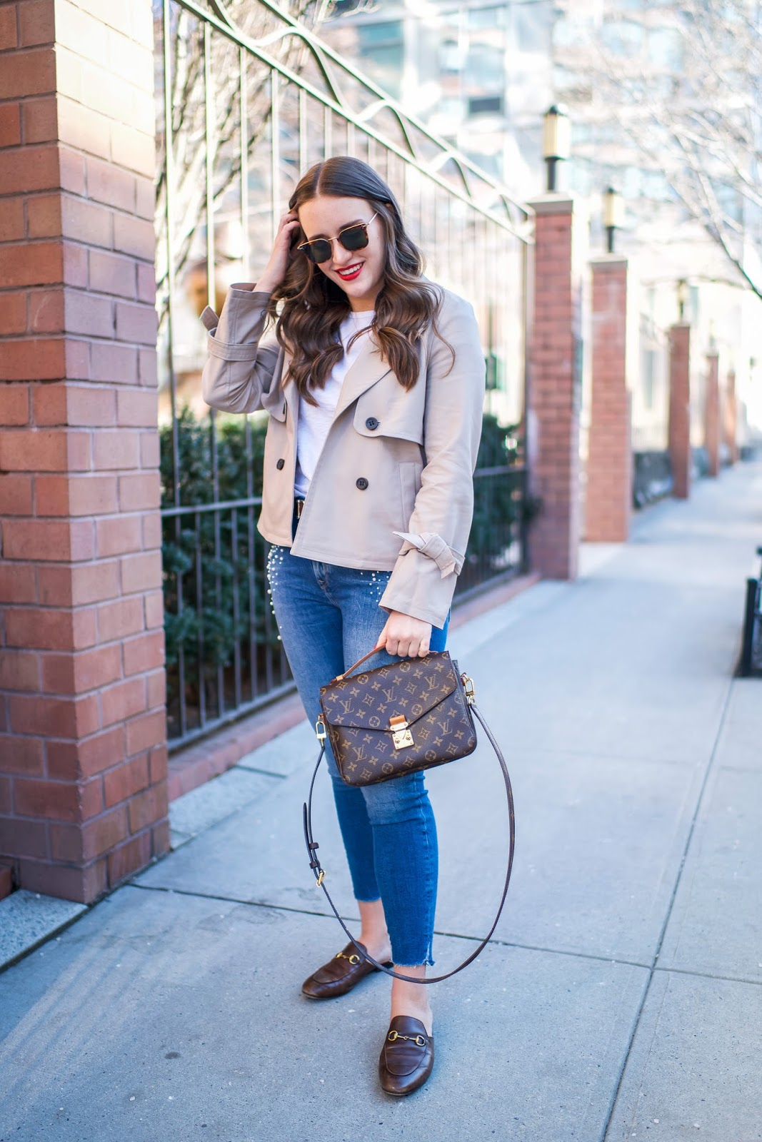 Cute Outfit by popular New York style blogger Covering the Bases