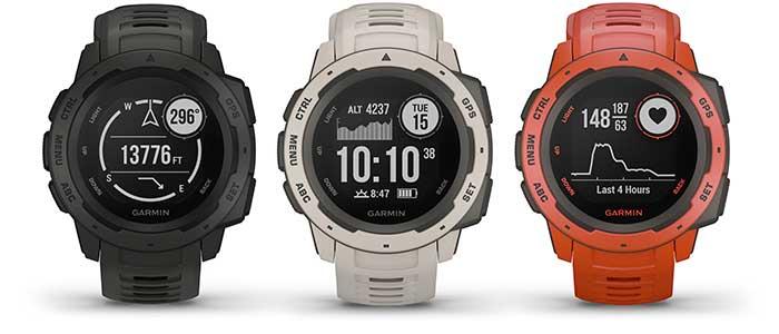 Garmin Instinct Smartwatch  https://www.tech1english.com