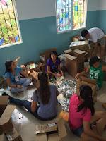Terremoto Ecuador, misioneros