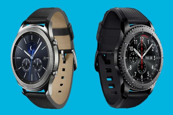 سامسونغ تكشف عن ساعتيها الجديدتين من طراز Gear S3