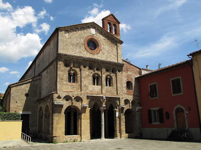 Church of San Zeno, Largo San Zeno, Pisa
